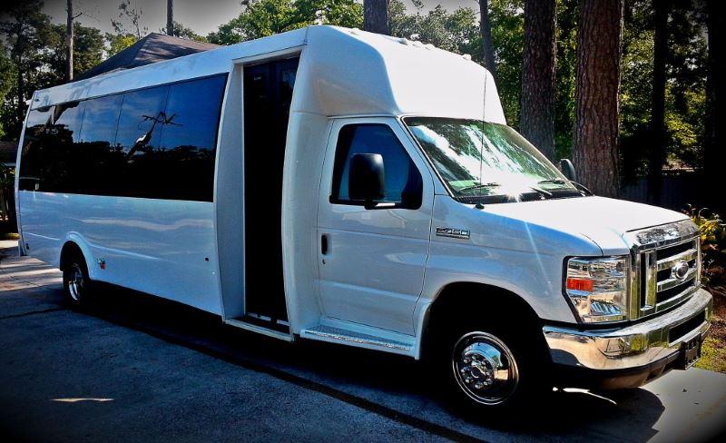 Jacksonville 22 Passenger Party Bus